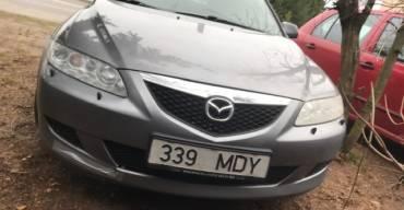 Mazda 6 universaal